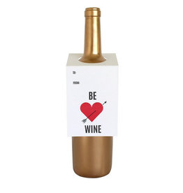 chez gagne be wine wine tag FINAL SALE