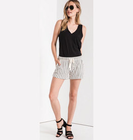 z supply the pinstripe boyfriend short