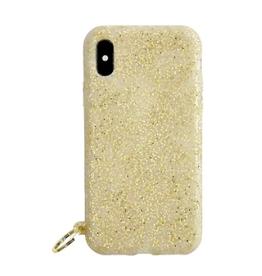 oventure gold confetti o ring iphone case X/XS final sale