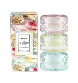 voluspa 3 macaron gift set