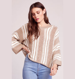 between the lines striped sweater