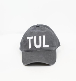 aviate TUL hat - charcoal