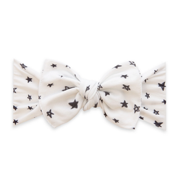 Baby Bling printed knot - written in the stars