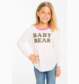 chaser baby bear long sleeve tee final sale