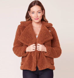soft skills teddy bear coat