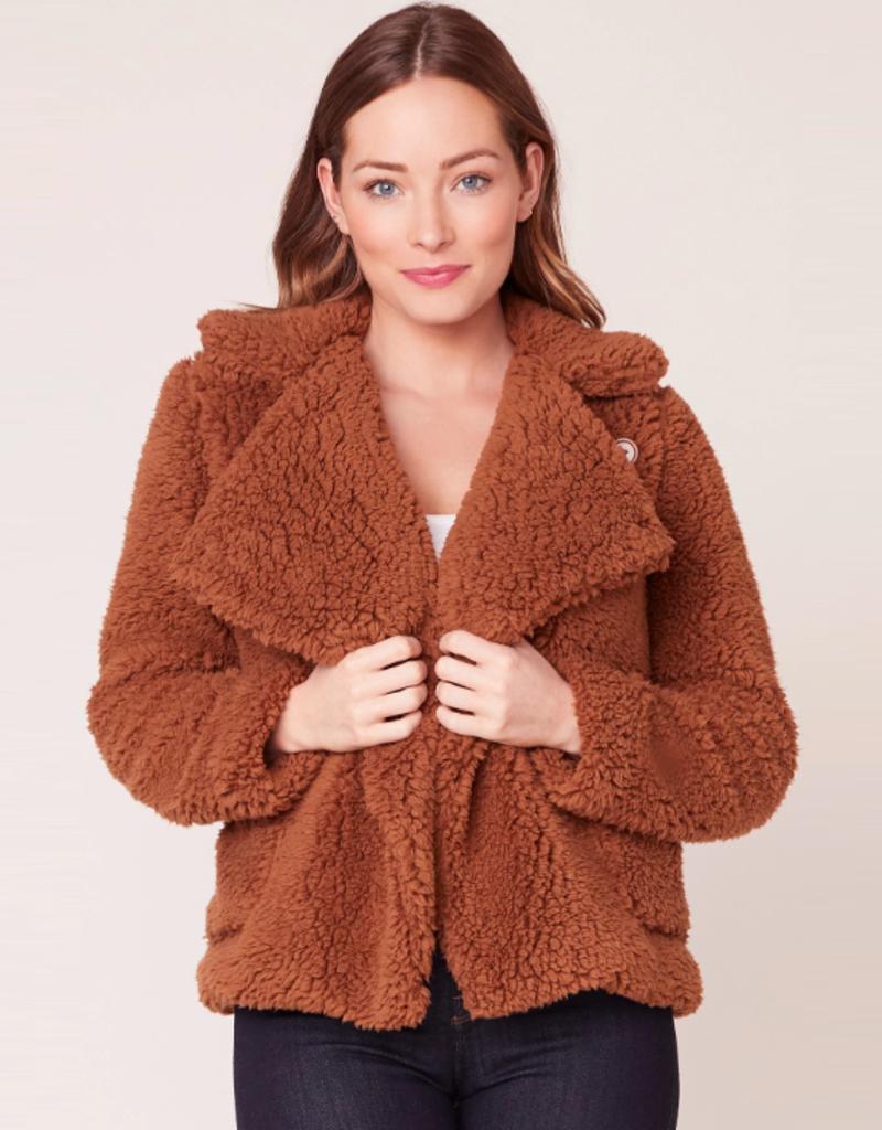 soft skills teddy bear coat