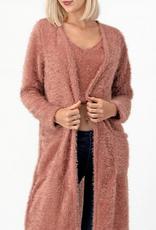 laine long cardigan