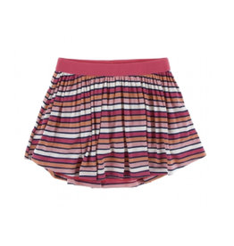kickee pants botany red ginger stripe swing skort