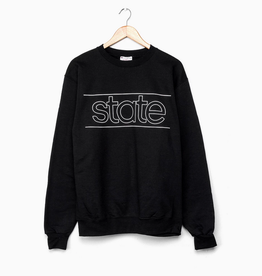 LivyLu osu state puff ink champion sweatshirt