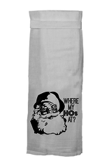 where my hos at towel FINAL SALE