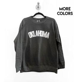 R+R blocklahoma cc sweatshirt