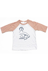 R+R kids driller baseball tee