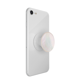 luxe popsocket mother of pearl
