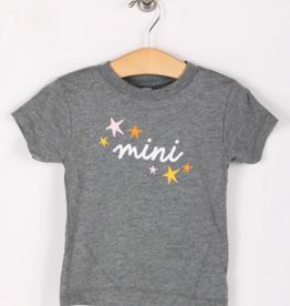 friday + saturday mini star toddler tee