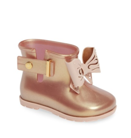 mini melissa mini sugar rainboots