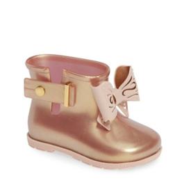 mini melissa mini sugar rainboots