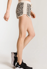 z supply the multi leopard short