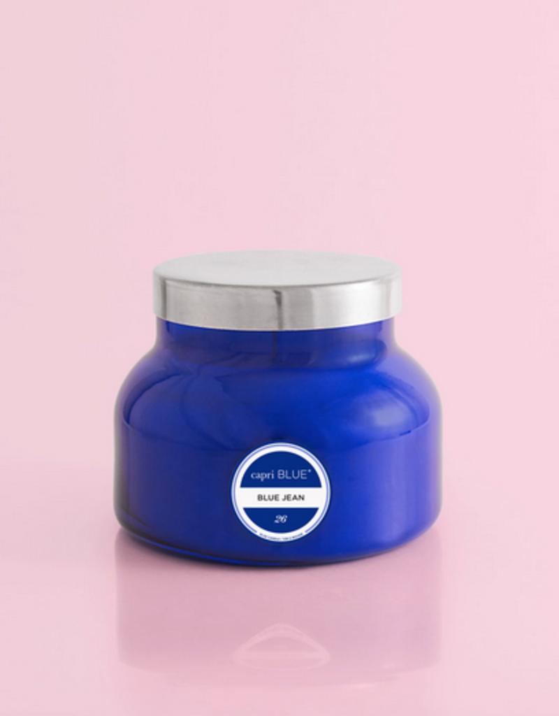 capri blue blue jean blue jar 19oz