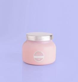 capri blue volcano petite pink jar 8oz