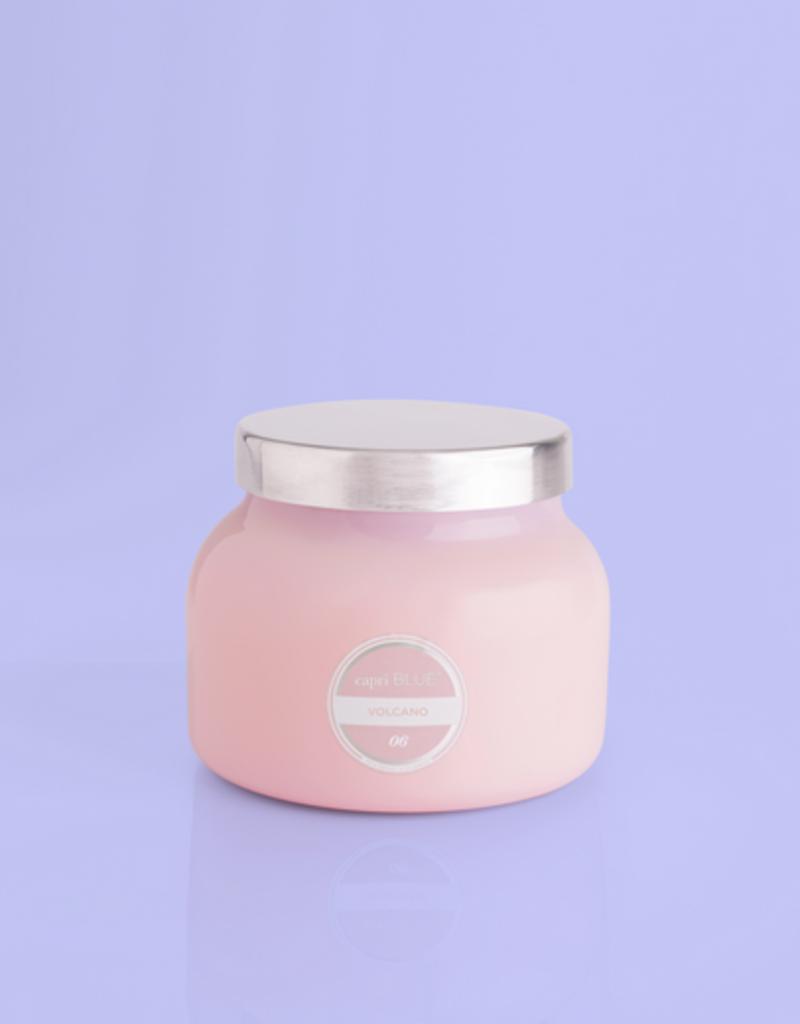 capri blue volcano petite bubblegum jar 8oz