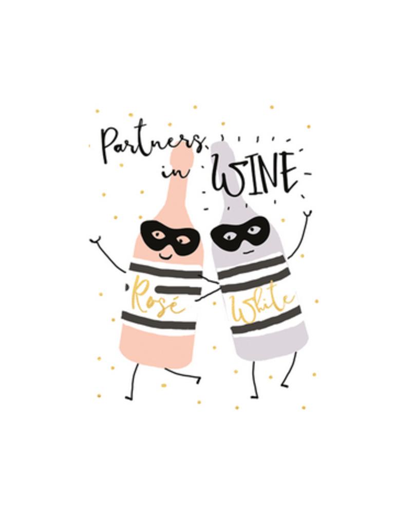 Calypso cards partners in wine card