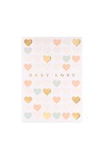 Calypso cards baby love card