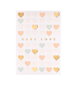 Calypso cards baby love card
