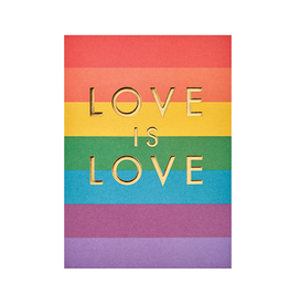 calypso cards love is love card