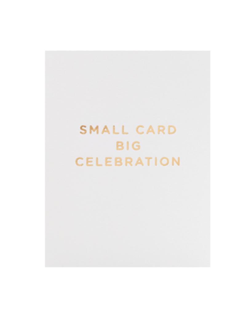 Calypso cards big celebration card