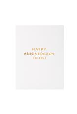 Calypso cards happy anniversary to us card