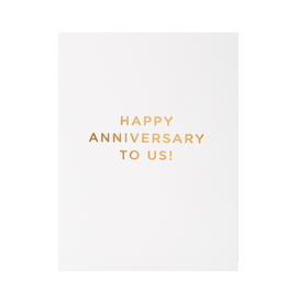 Calypso cards happy anniversary to us card