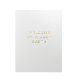 Calypso cards welcome to planet earth card