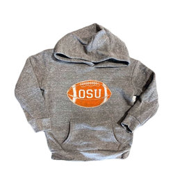 Opolis osu football block kids hoodie FINAL SALE