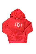 Opolis ou football block o kids hoodie FINAL SALE