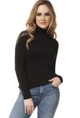 dex taylor turtle neck knit top