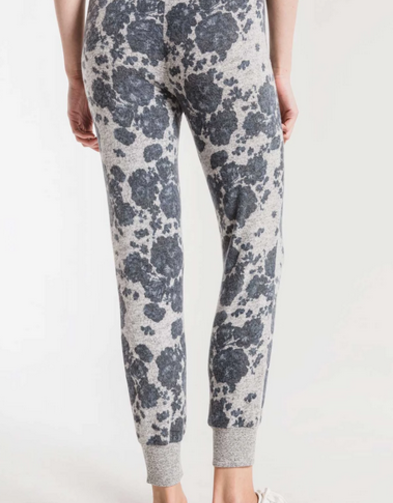 z supply the marled floral pant