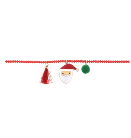 "santa 14"" kids necklace FINAL SALE"