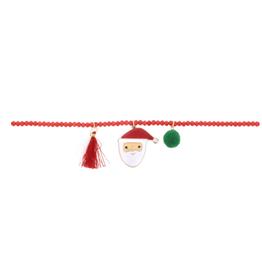 "santa 14"" kids necklace"