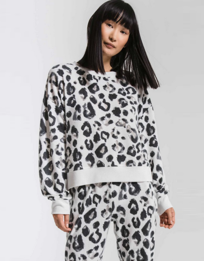 the amur leopard long sleeve top