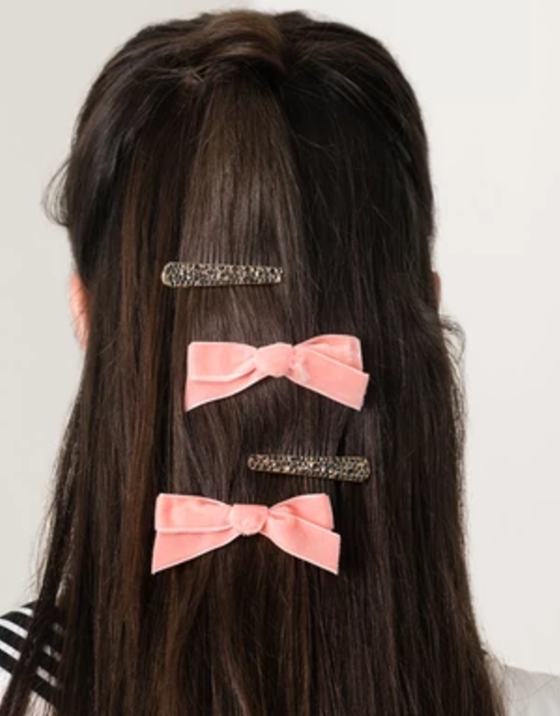 violet & brooks viola bow hair clip set