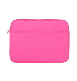 my tagalongs laptop sleeve - signature pink