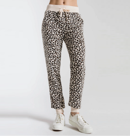 z supply the multi leopard jogger