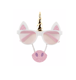 unicorn dress up glasses
