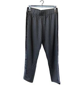 side stripe pant