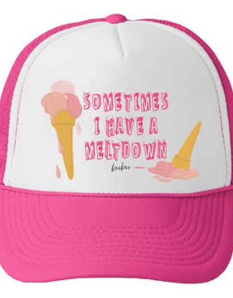 Melt Down Trucker Hat