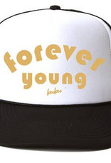 Forever Young Trucker Hat