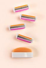 alleyoop refill pack for all-in-ine razor