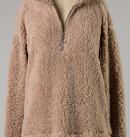candie zipper jacket
