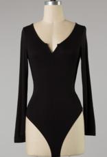 becca long sleeve bodysuit