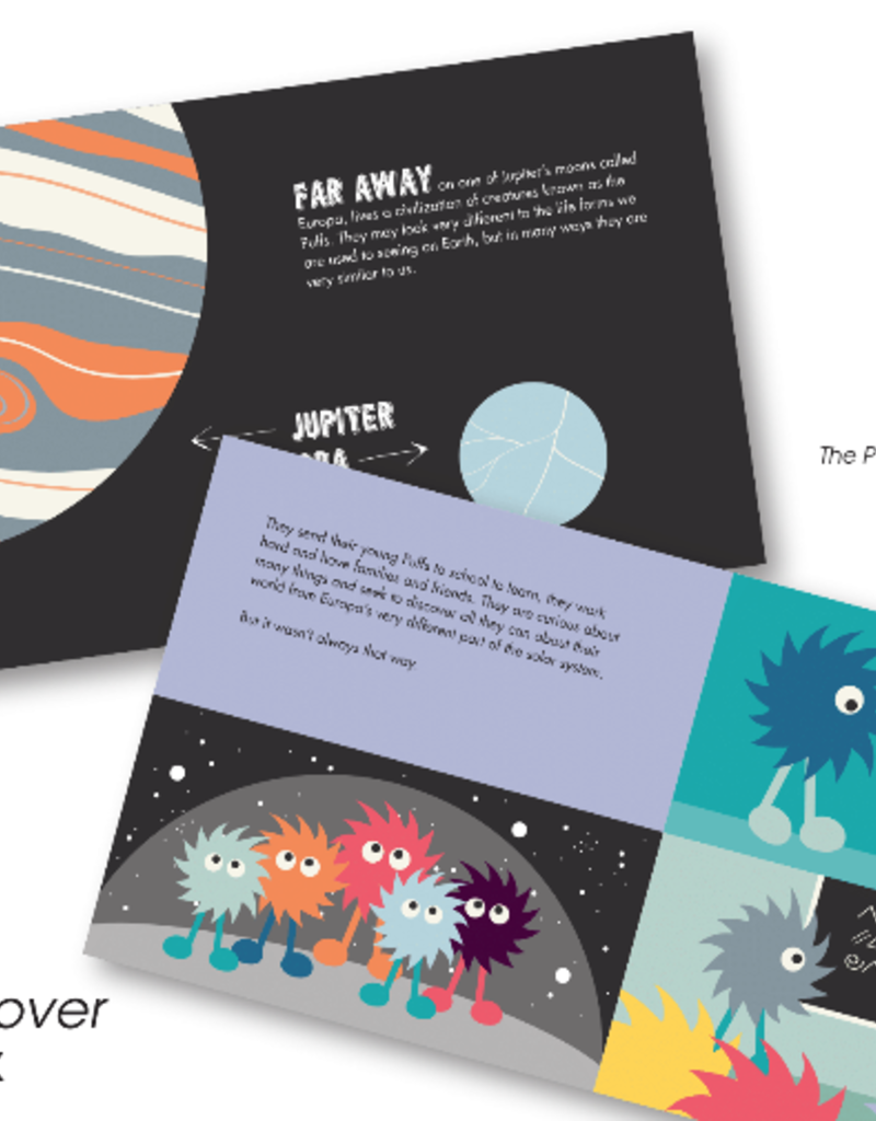 kickee pants the puffs discover the stars board book